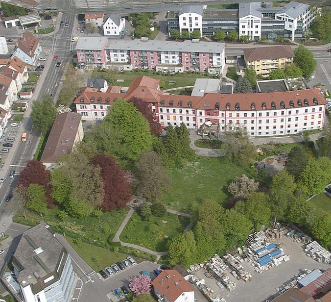 Straße friedrichshafen ailinger 49 Bodensee Center